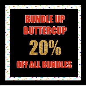 🎉🎉bundle, bundle, bundl🎉🎉. Bundles 20% off❣️❣️